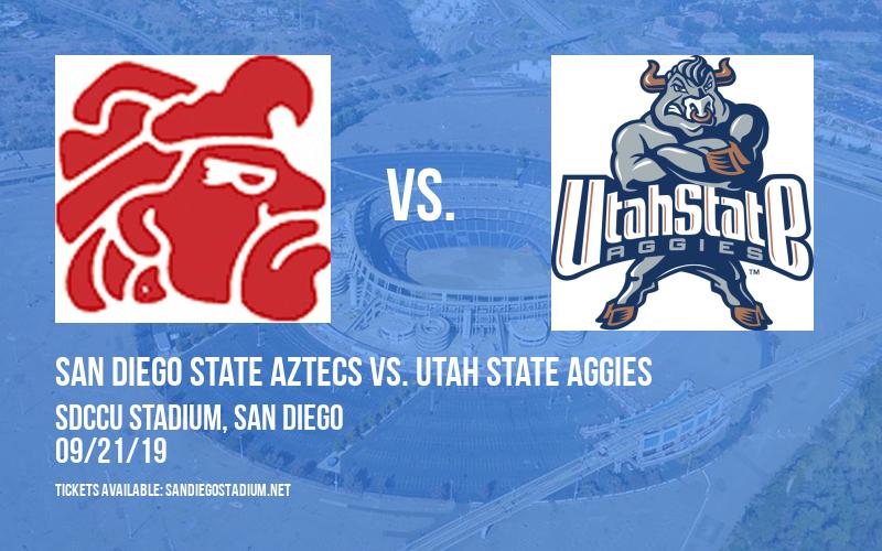 San Diego State Aztecs vs. Utah State Aggies at SDCCU Stadium