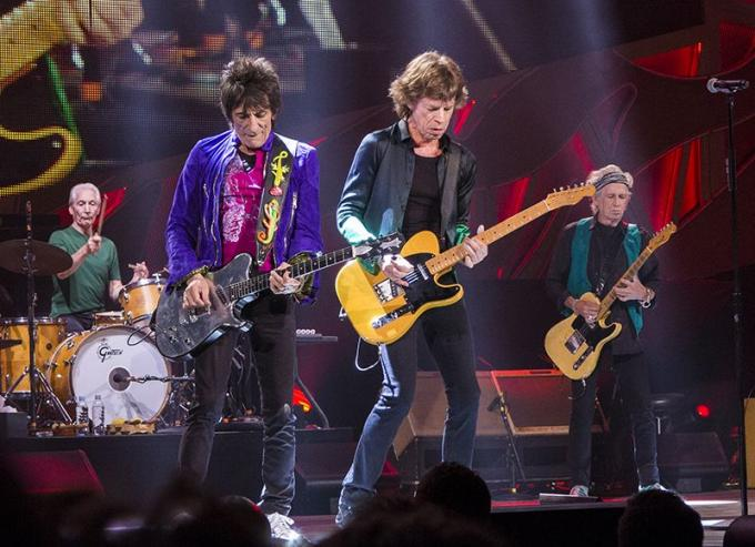 The Rolling Stones at SDCCU Stadium