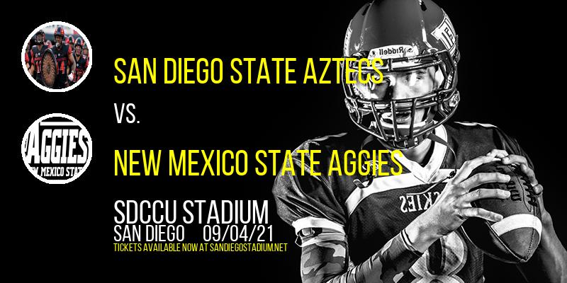 San Diego State Aztecs vs. New Mexico State Aggies [CANCELLED] at SDCCU Stadium